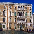 Cruising The Grand Canal 3 by Debbie Fenelon