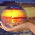 Crystal Ball by Edelberto Cabrera