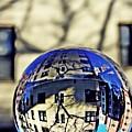 Crystal Ball Project 63 by Sarah Loft