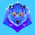 Crystal Bear - 90 by Jovemini ART