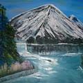 Crystal Clear Water by Teresa Nash