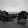 Crystal Cove Rocks  by Pamela Newcomb