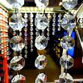 Crystal Curtain by Ed Weidman