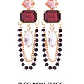 Crystal Earrings For Women by BobbiesWant