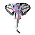 Crystal Elephant - 56 by Jovemini ART