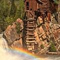 Crystal Mill Rainbow by Adam Jewell