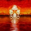 Crystal Skull by Esoterica Art Agency