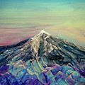 Crystalline Mountain by Jerod Kytah