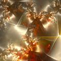 Crystals Of Gold by Amorina Ashton
