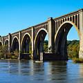 Csx A-line Bridge by Aaron Dishner