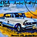Cuba Antique Auto 1957 Mercury Monterrey by Modern Art