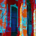 Cuba Architecture by Chris Andruskiewicz