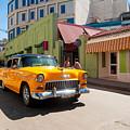 Classic Cuba Cars IIi by Rob Loud