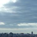 Cuba City And Skyline Art by Francesca Mackenney