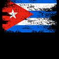 Cuba Flag Gift Country Patriotic Travel Shirt Americas Light by J P