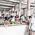 Cuba Market by Sharon Popek