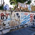 Cuba Wall by Yury Bashkin