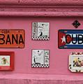 Cuban Cafe by Cliff Wassmann