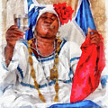 Cuban Character by Dawn Currie