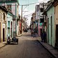 Cuban Street by Frank Carlo Jr