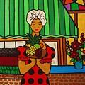 Cuban Vignette by Andrea N Hernandez