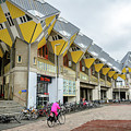 Cube Houses In Rotterdam by RicardMN Photography