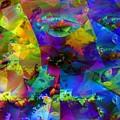 Cubed Fractals by Ron Bissett
