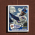 Cubs Card Collection by Stephen Stookey