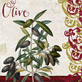 Cucina Italiana Olives by Mindy Sommers