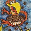 Cuckoo For Cocoa Puffs by Geraldine Myszenski