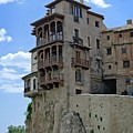 Cuenca Spain Casas Colgadas by Joern Stegen