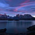 Cuernos Sunrise Part 1 - Chile by Stuart Litoff