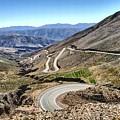 Cuesta De Lipan Jujuy Argentina by NaturesPix
