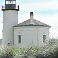 Coquille Lighthouse by Doty Johnson