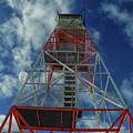 Culver Fire Tower by Raymond Salani III