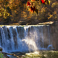Cumberland Falls by Mark Fuge