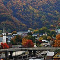Cumberland In The Fall by Eric Liller