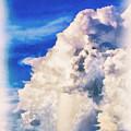 Cumulonimbu Over Tampa Bay by Mark Fuge