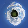 Cumulus Sky by John Meader