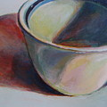 Cup And Shadow 1 by Patricia Hegedus