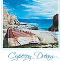 Cupecoy Dream Poster by Cindy D Chinn