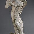 Cupid by Edme Bouchardon