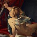 Cupid by Giulio Cesare Procaccini