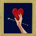 Cupids Arrow by Charles Harden