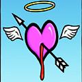 Cupids Heart by Andre Koekemoer