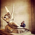 Cupid's Kiss by Heng Hua Wang