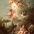 Cupids Target by Francois Boucher