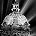 Cupola In Rome by Stefano Senise