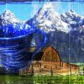 Cuppa Wyoming 2015 by Kathryn Strick