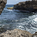 Curacao - Coast At Shete Boka National Park by Kenneth Lempert